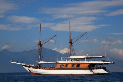 MatahariKu Liveaboard Diving Indonesia