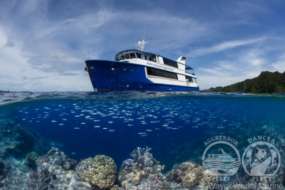 Raja Ampat Aggressor Dive Cruises Indonesia