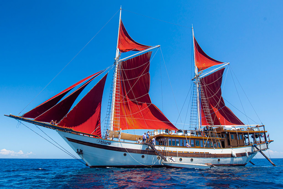 Tiare Liveaboard by Cruising Indonesia
