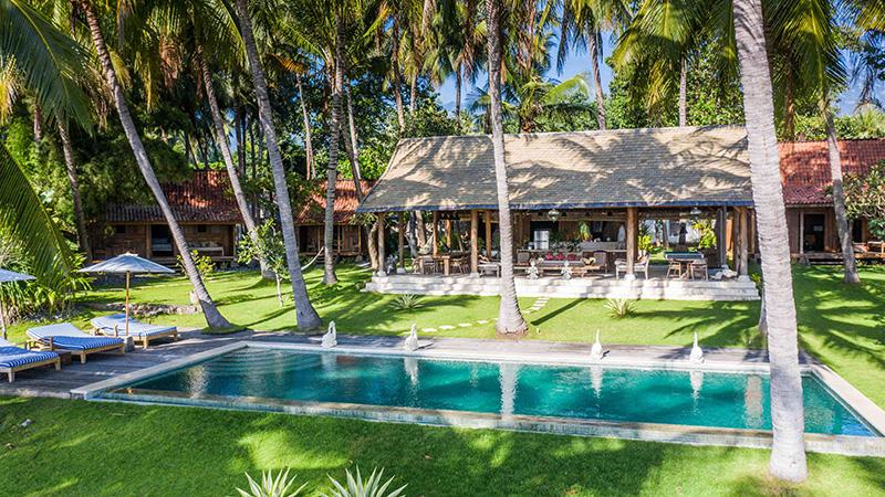 7 Bedroom Villa With Spectacular Ocean View In Bali