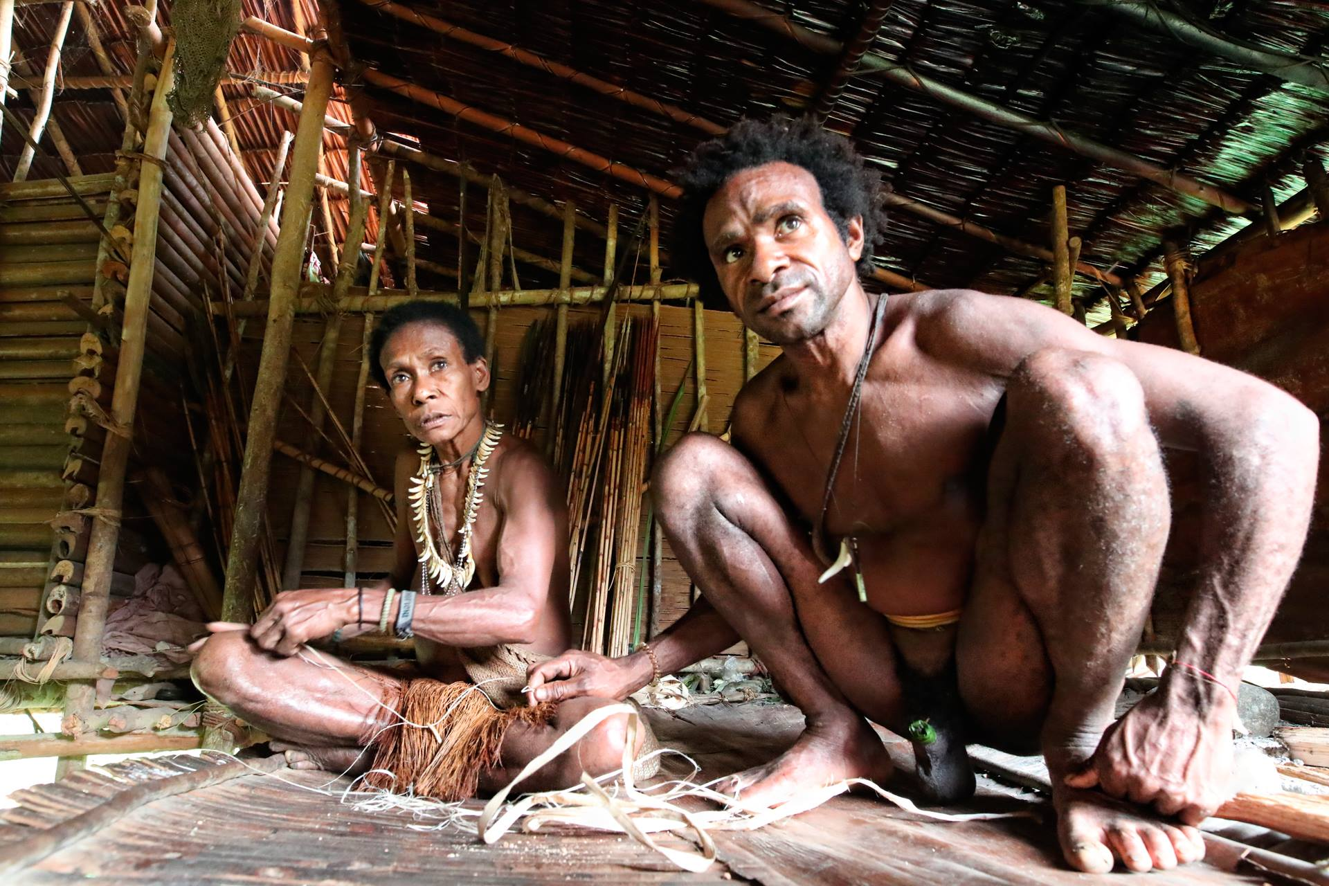 Asmat and Korowai - Get Off the Beaten Track in Indonesia