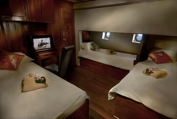 maldives_siren_third_berth_cabin