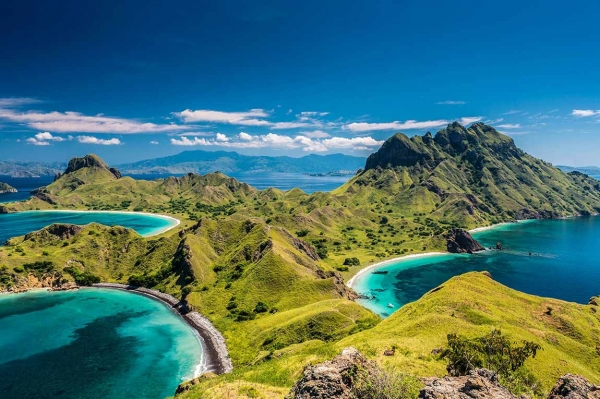 Komodo con Cruising Indonesia