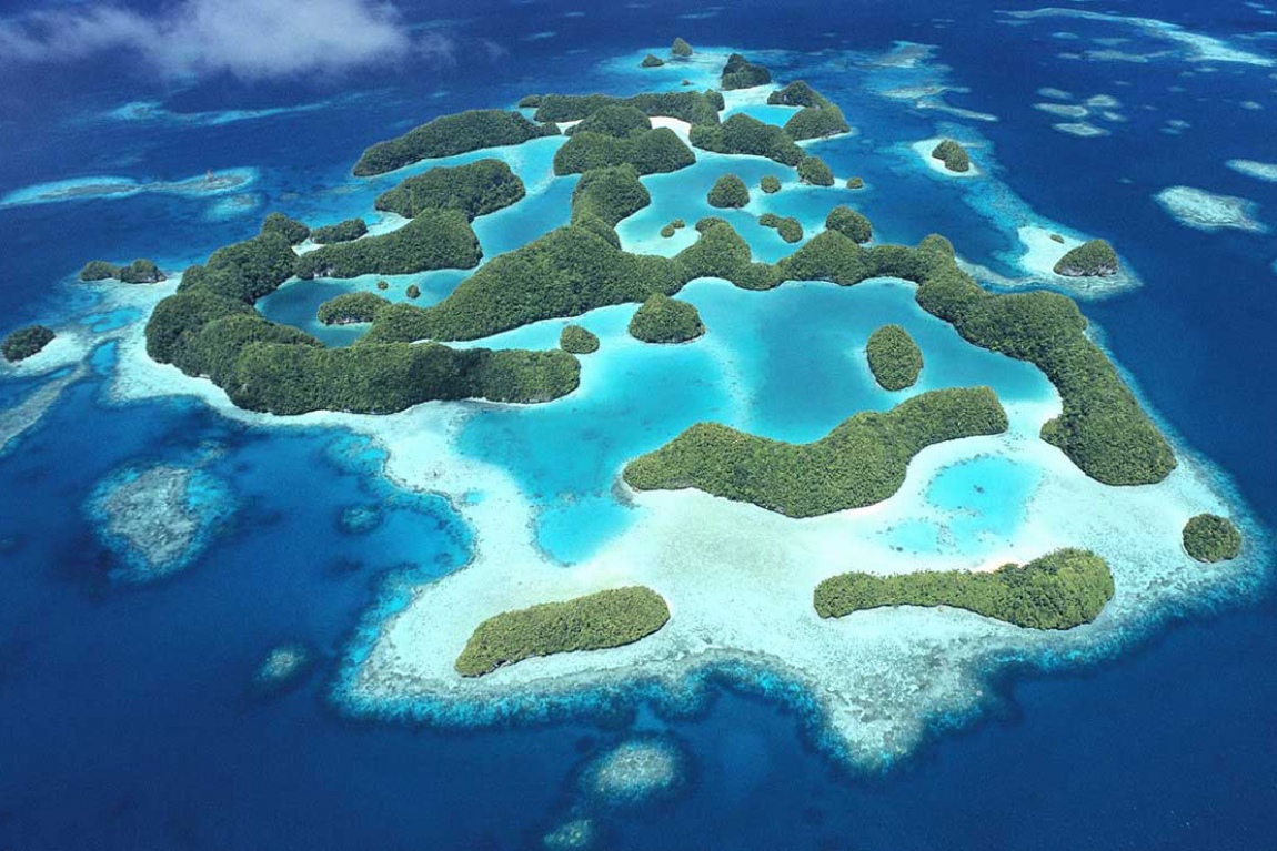 Palau Islands | Cruising Indonesia | The Liveaboard and Dive Specialists