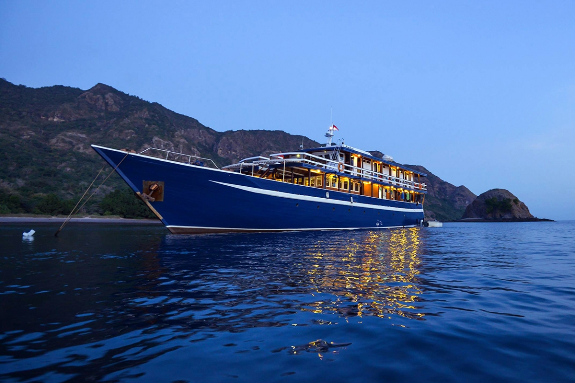 Ambai Liveaboard | Cruising Indonesia | The Liveaboard and Dive Specialists