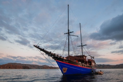 Ilike Liveaboard - Diving in Indonesia