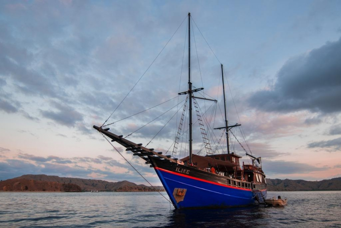 Ilike Liveaboard - Diving Indonesia