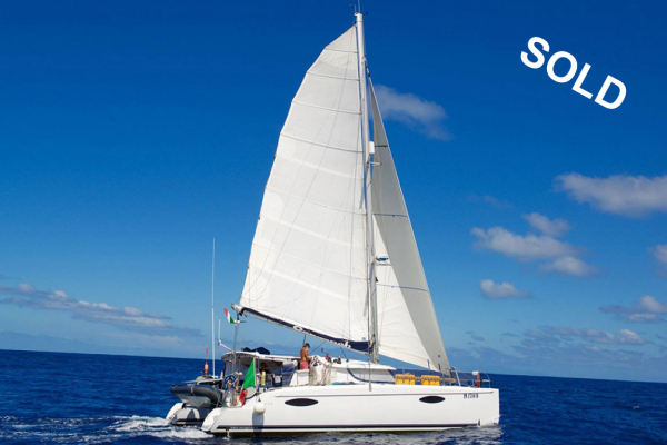 Catamaran Orana 44 for sale in Bali Indonesia
