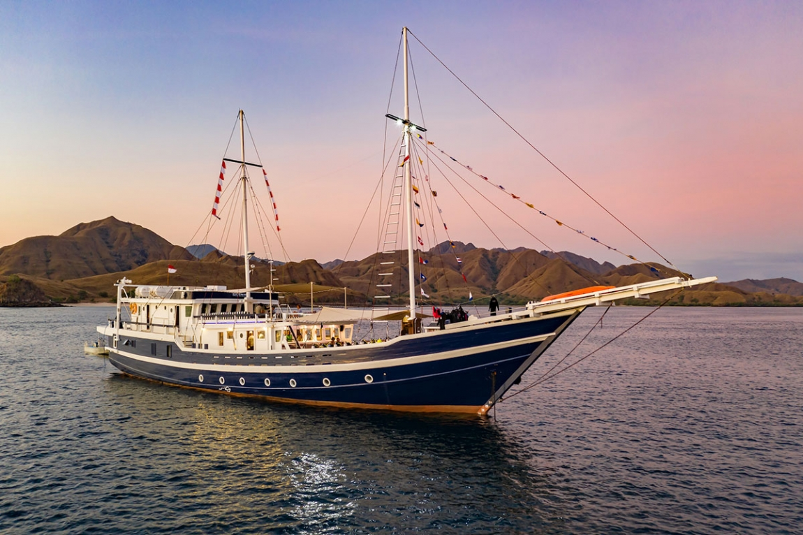 MSY Seahorse | Cruising Indonesia | The Liveaboard and Dive Specialists